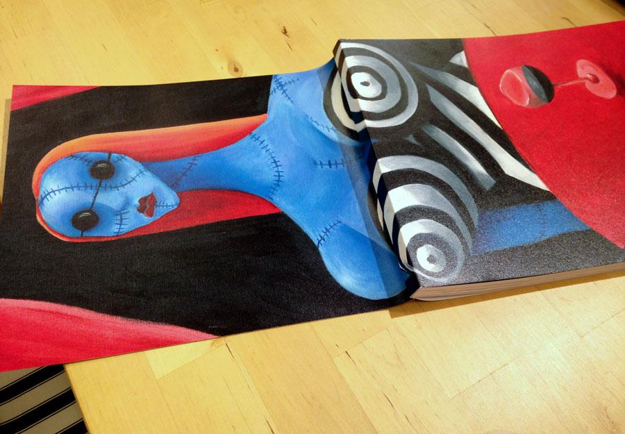 「ティム・バートンの世界」展 The World of Tim Burton