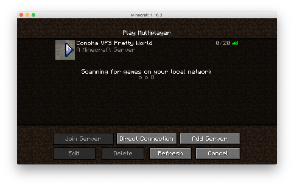 minecraft multiserver