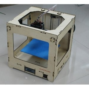 JET - Open Source 3D printer - ReplicatorG - Dual Extruder Head