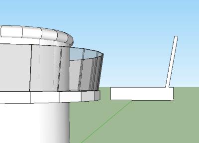 柵の形を作ってフォローミー