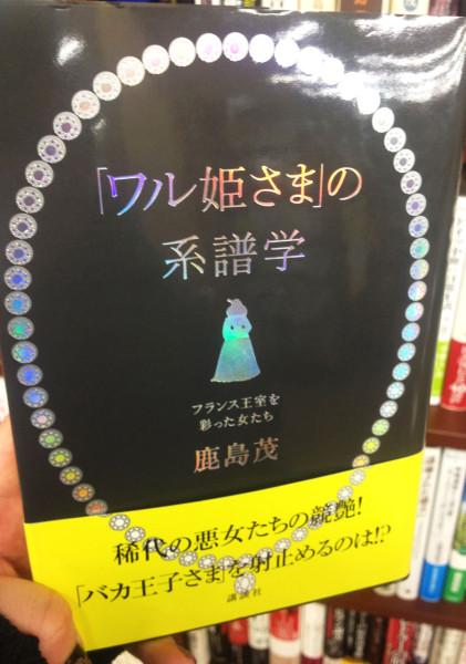きらきらな装丁の本(表)